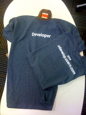 uDevelop T-Shirt